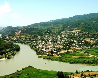 Mtskheta-view